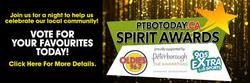Peterborough Spirit Awards